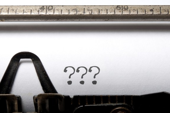 typewriterquestions
