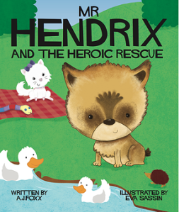 mr hendrix book 3