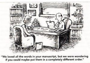 Liked all the words in your manuscript