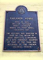 Faulkner-plaque