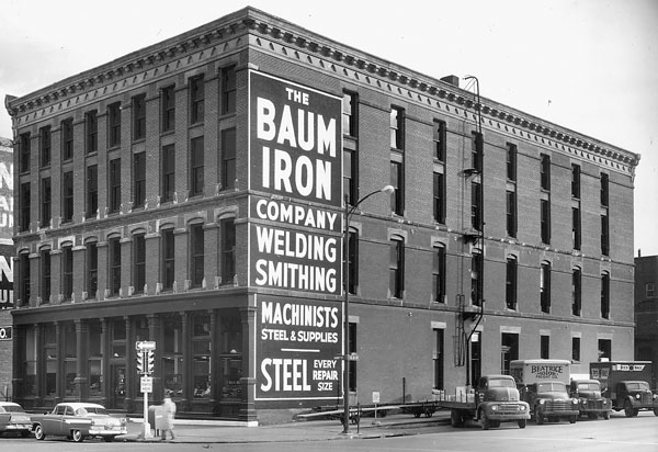 Baum-Iron
